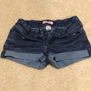 Candie's Size 3 Jean Shorts